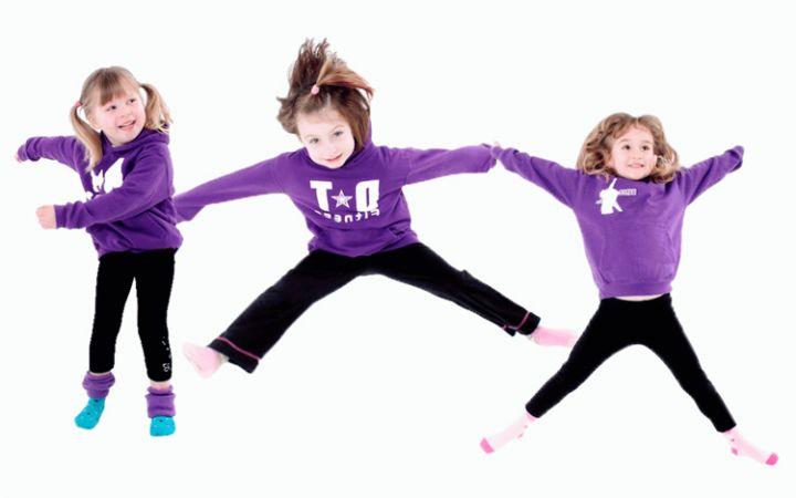 Танцевальная ритмика для детей