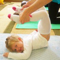 Упражнения для детей с дцп