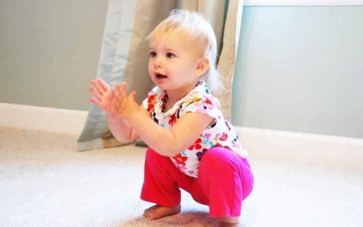 Упражнения на равновесие для детей
