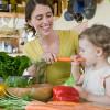 Питание ребенка вегетарианца