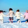 Зимние прогулки с детьми