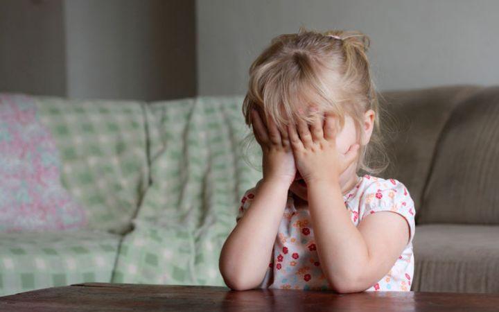 Аутоагрессия у ребенка 1,2,3,4 лет