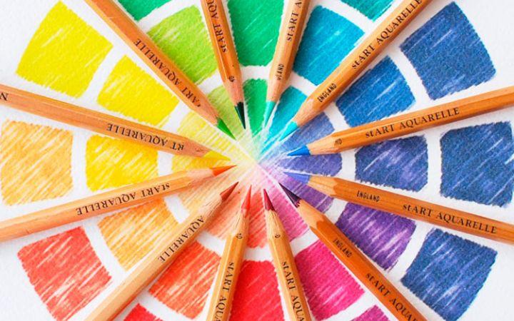 Цветоведение для детей
