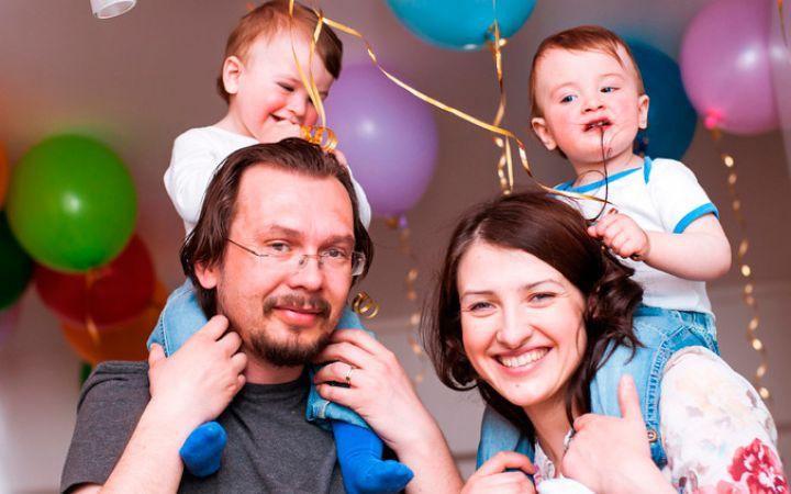 Как отметить день рождение близнецов