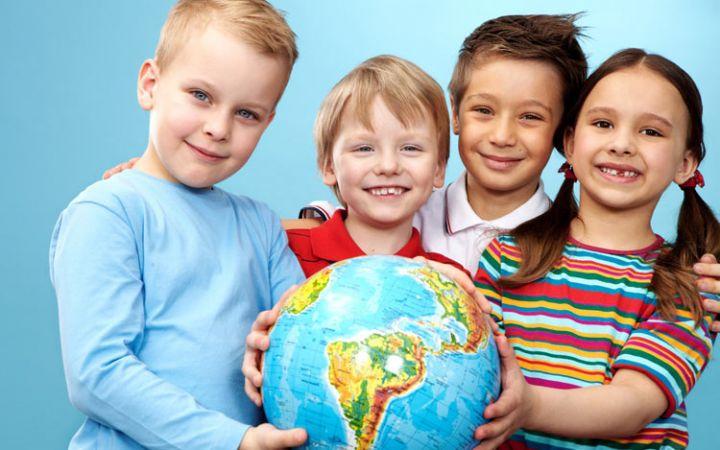 География для детей 5, 6, 7 лет