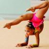 Занятия художественной гимнастикой для детей