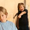 Как научить ребенка защищать себя