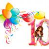 День рождения девочке 10 лет