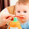 Диета при поносе у детей