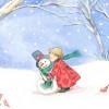 Времена года, стихи, зима