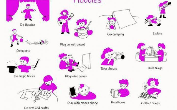 Английский для детей урок 15