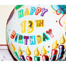 Сценарий дня рожденья для мальчика 13 лет