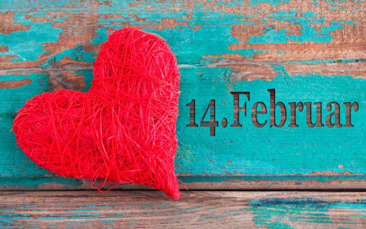 Как отметить день святого Валентина