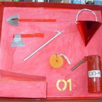 Поделки на тему пожарная безопасность своими руками