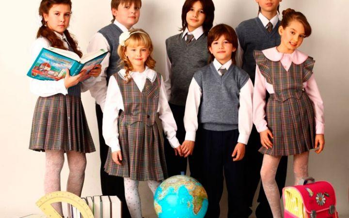 Школьная мода для мальчиков и девочек