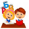 Игра с буквами для детей 4, 5, 6 лет