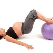 Упражнения для беременных. Второй триместр