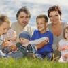 Помощь государства многодетным семьям