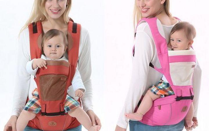 С какого возраста можно носить ребёнка в кенгуру