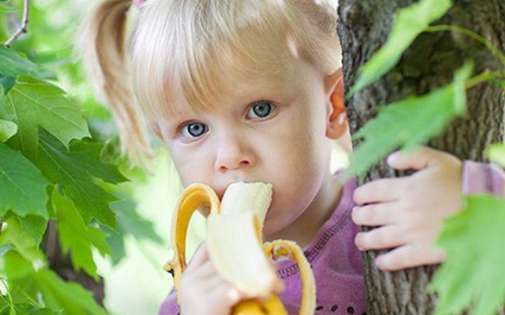 С какого возраста можно давать банан ребенку
