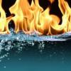 Почему бензин нельзя тушить водой