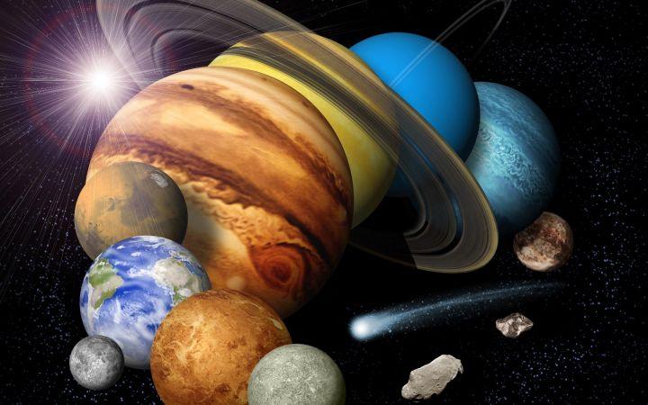 Какая планета ближе всего к Солнцу