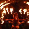 Укрощение огня — фаер-шоу