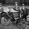 Каким был первый автомобиль