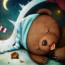 Почему медведь зимой впадает в спячку