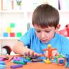 Лепка из  пластилина в детском саду