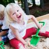 Особенности выбора детской песочницы для дачи