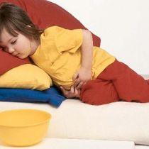 Как помочь ребенку если у него рвота