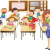 Каникулы в школе в 2017-2018 учебном году