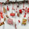 Новогодний адвент календарь для детей