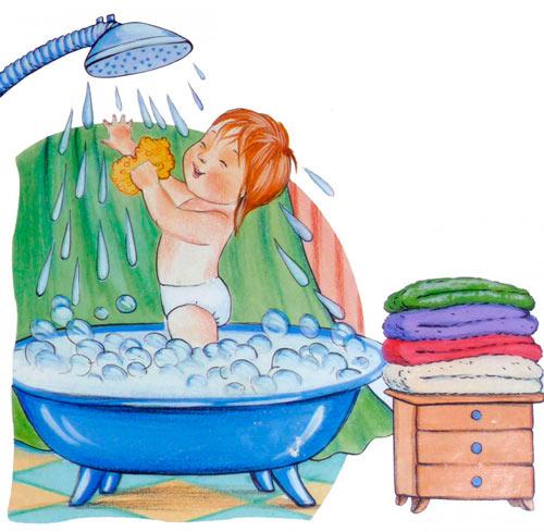 Гигиена детей дошкольного возраста Правила личной гигиены Правила личной гигиены для детей должны detskaya gigiena