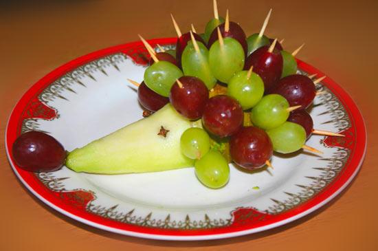 Рецепт салат фруктовый