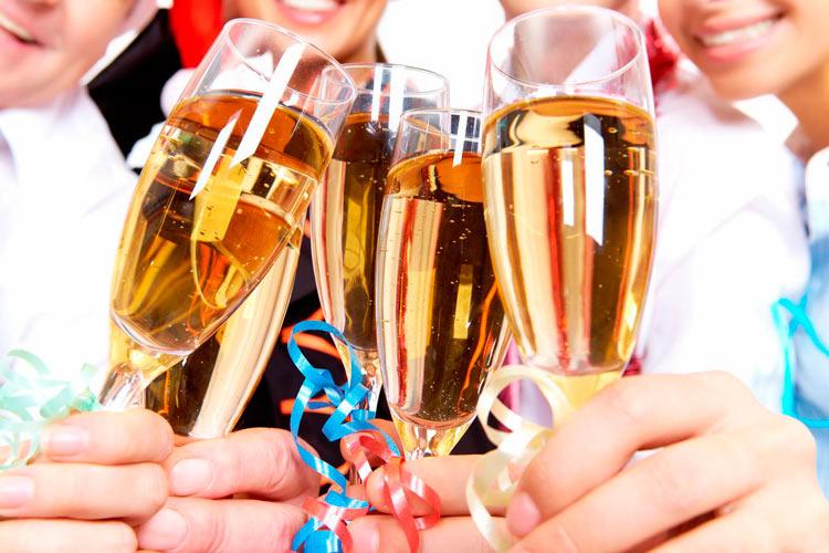 Прикольные поздравления на новый год козы 2015 для корпоратива с приколами