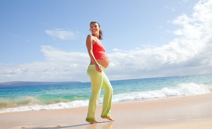продажах есть можно ли бегать при беременности модель одежды