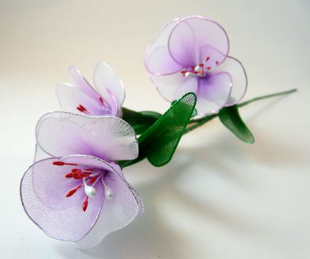 cveti svoimi rukami