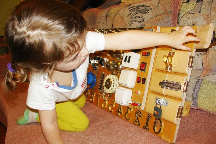 Настольная игра своими руками для ребенка