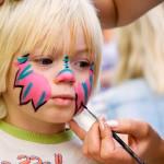 risunki na licah detei
