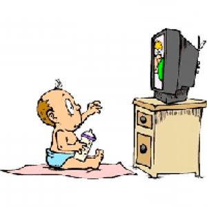 skolko smotret televizor