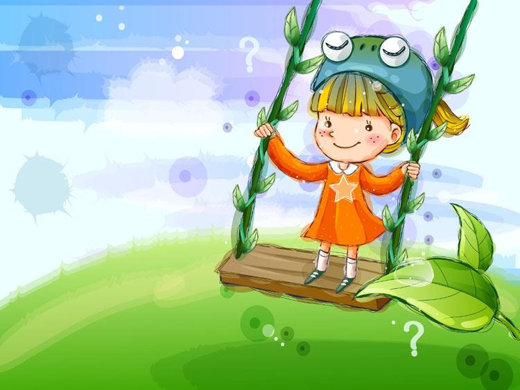 И картинки о весне для детей