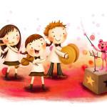 muzikalnoe vospitanie detei