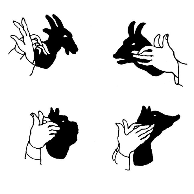 Фигуры для театра теней своими руками 458