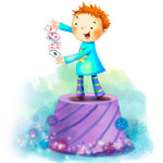 fokusi s kartami dly detei