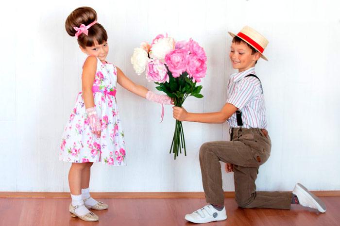 Конкурсы на мальчиков и девочек