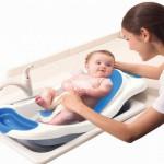 как купать новорожденного первый раз дома
