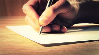 Развитие речи. Письмо
