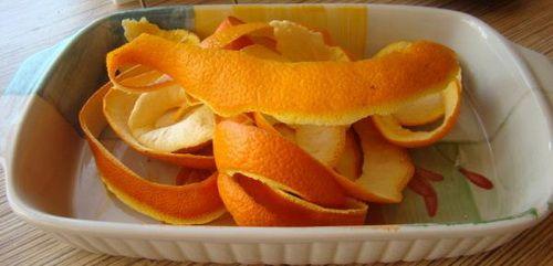 корки апельсина